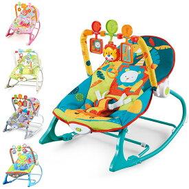 【国内発送/送料無料】ロッキングチェア キッズチェア ベビーチェア バウンサー ゆりかご 乗用玩具 出産祝い 1ヶ月から36ヶ月適用 乗り物 おもちゃ 揺れる 新生児 子供 室内 セール