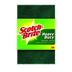 【翌日発送】スコッチブライト ヘビーデューティー スコアパッド6枚セットメール便につきパッケージを畳んで梱包いたします