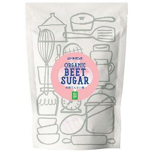 【5袋セット】(ムソー)有機てんさい糖 400g×5袋★有機栽培された甜菜(砂糖大根)100%使用【代引き不可 時間指定不可】