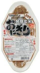 【6個セット】【全国一律送料無料】コジマ 有機発芽玄米おにぎり おかか90g×2 【代引き不可 時間指定不可】