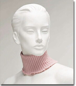 I wanted! Is your product popular. Warm ネックウォーマ of silk and silk blend crochet ブーメロン M-L size, neck heat. Made in Japan made in Japan
