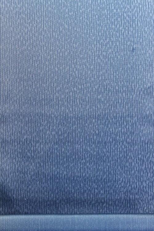 京友禅染め小紋着尺三丈物きもの反物正絹丹後ちりめん生地使用。長さ13m物×幅37〜38cmSilk100%熟練職人による友禅染め/京都・日本製着物/パッチワーク袋物細工袱紗、手芸/シルクの洋服にも加工できます/45000/アウトレット処分