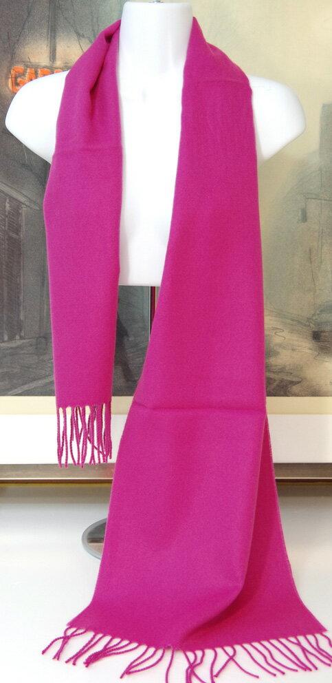 暖かい秋冬ロングストール(素材:化繊)あったか厚手のロングショール。140cm×30cmサイズ,化繊100%の商品です。カラー:ローズ
