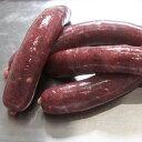 【送料無料】犬用 鹿肉 ウインナー 10セット(1kg)犬 おやつ 無添加 ドッグフード セット 国産 大容量 ジビエ 肉 鹿 …