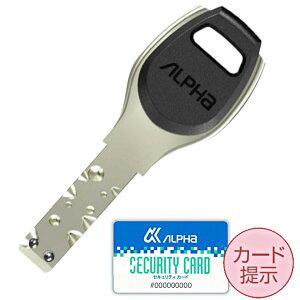 ALPHA(アルファ) FBロック合鍵