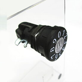 TAJIMA(タジマメタルワーク)オプション錠前MYナンバー錠(マイナンバー錠)