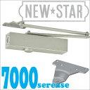 【NEW STAR】 PS-7005パラレル型/ストップ付きドアクローザー(日本ドアーチェック製造・ニュースター)