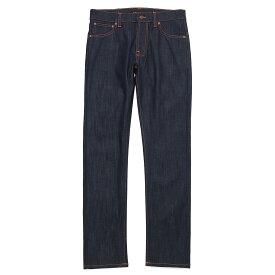 ヌーディージーンズ nudie jeans co ストレッチジーンズ ブルー メンズ 大きいサイズあり thin finn 110268 THIN FINN シンフィン レングス32【あす楽対応_関東】【返品送料無料】【ラッピング無料】