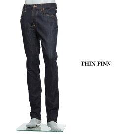 ヌーディージーンズ nudie jeans co ストレッチジーンズ ブルー メンズ シンフィン ストレッチデニム 大きいサイズあり thin finn 110268 THIN FINN レングス32【あす楽対応_関東】【返品送料無料】【ラッピング無料】