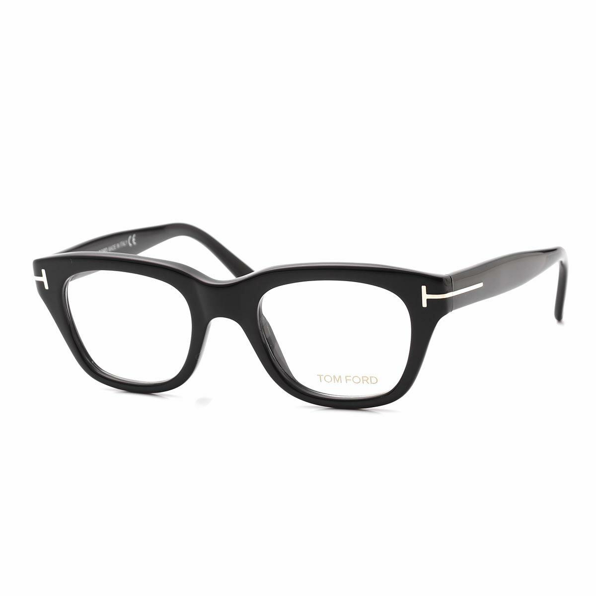 トムフォード TOM FORD 眼鏡 メガネ フレーム ブラック メンズ 黒 ft5178 001 TF5178 ウェリントン【ラッピング無料】【返品送料無料】【あす楽対応_関東】
