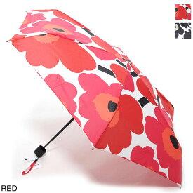 マリメッコ marimekko 折りたたみ傘 レディース 傘 雨 ミニ 38654 001 PIENI UNIKKO ウニッコ【あす楽対応_関東】【返品送料無料】【ラッピング無料】