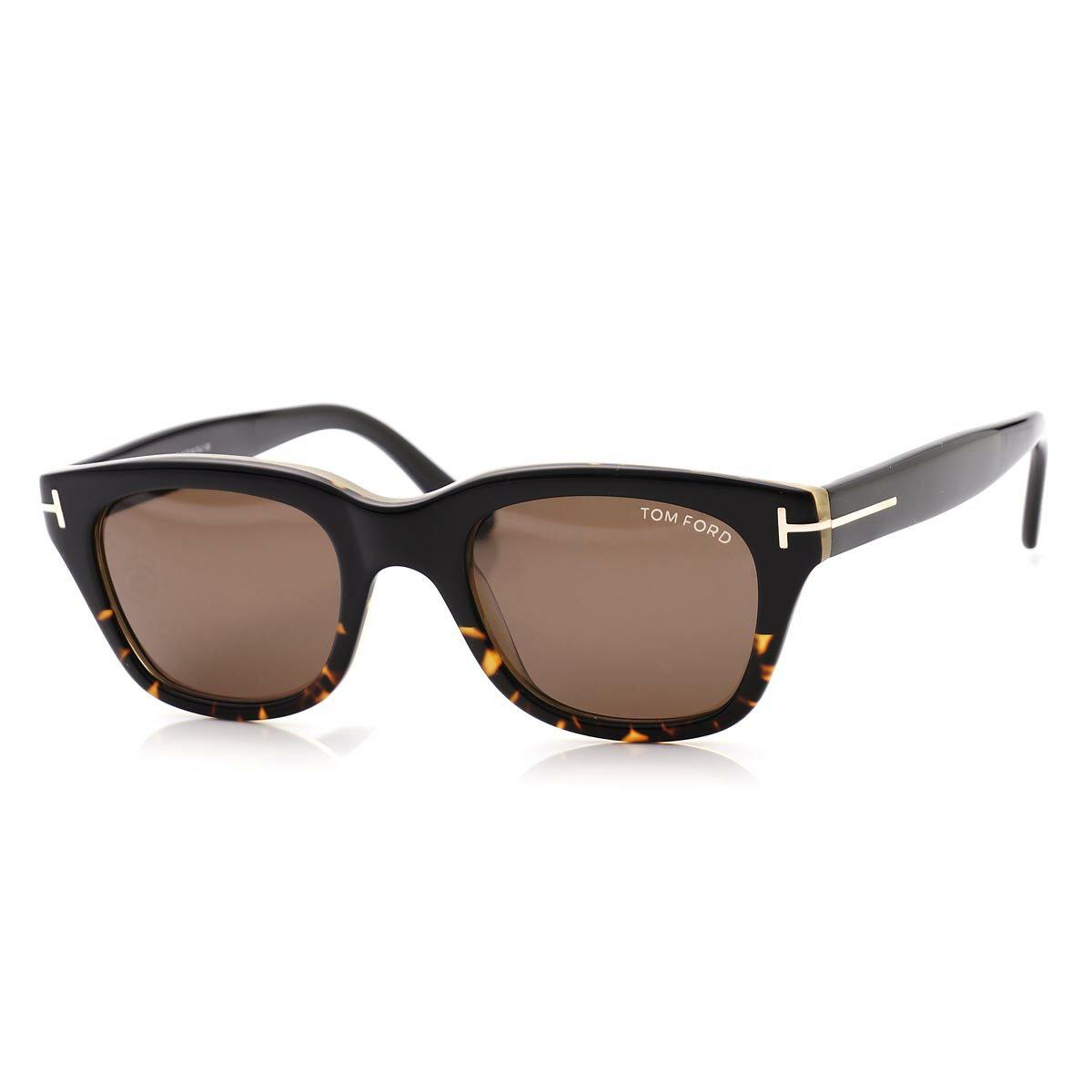 トムフォード TOM FORD サングラス ブラック メンズ 黒 ft0237 05j TF0237 SNOWDON ウェリントン【ラッピング無料】【返品送料無料】【あす楽対応_関東】
