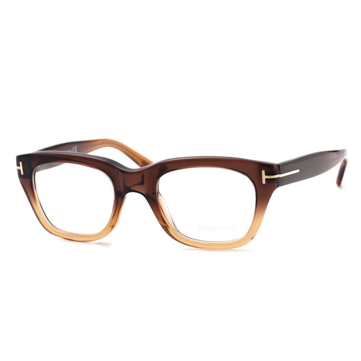 トムフォード TOM FORD 眼鏡 メガネ フレーム ブラウン メンズ レディース 茶色 ft5178 050 TF5178 ウェリントン【ラッピング無料】【返品送料無料】【170627】【あす楽対応_関東】