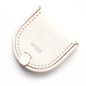 ブリー BREE コインケース ベージュ メンズ レディース 財布 ウォレット ギフト プレゼント J9 LEATHER【ラッピング無料】【返品送料無料】【180903】