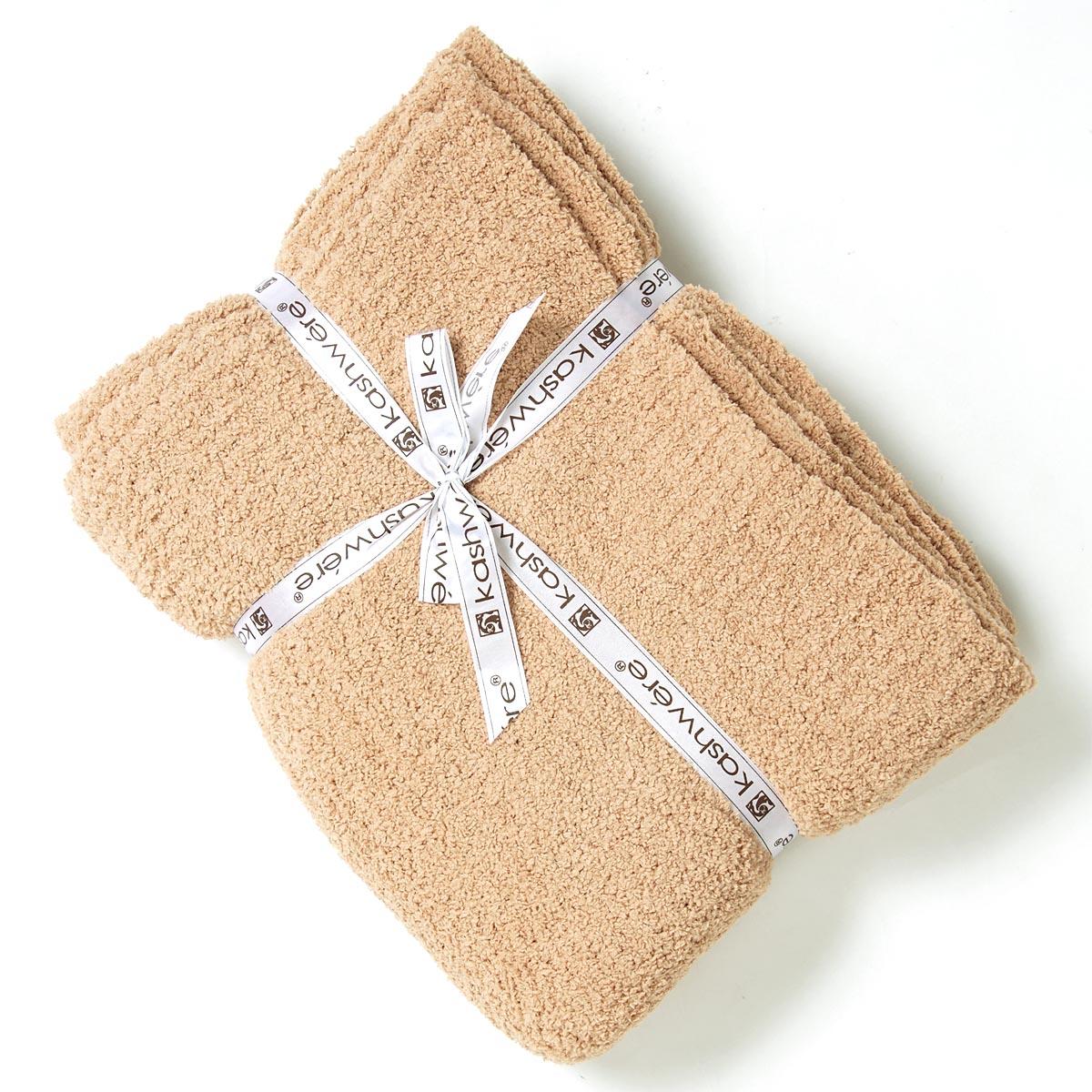カシウエア Kashwere ブランケット ブラウン ギフト プレゼント 結婚祝い 新築祝い t 30 03 52【ラッピング無料】【返品送料無料】【あす楽対応_関東】【dl】brand