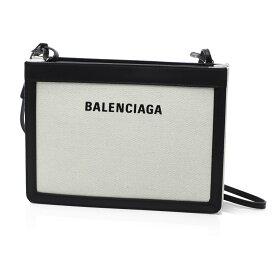 バレンシアガ BALENCIAGA ショルダーバッグ 2WAY ベージュ レディース バッグ ブラック ポシェット ベージュ 339937 aq37n 1080 NAVY S POCHETTE ネイビー【返品送料無料】【ラッピング無料】