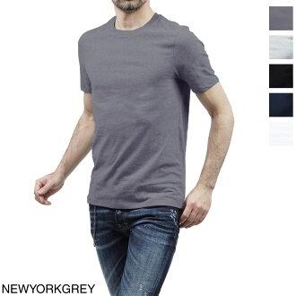 Three Dodds three dots crew neck T-shirt bo1c 645 men