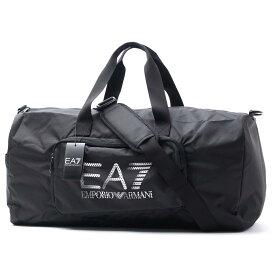 エンポリオアルマーニ EA7 EMPORIO ARMANI ボストンバッグ 2WAY スポーツバッグ ジムバッグ ブラック メンズ 275664 cc732 00020【返品送料無料】【ラッピング無料】