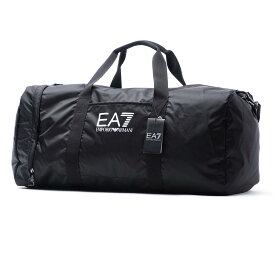 エンポリオアルマーニ EA7 EMPORIO ARMANI ボストンバッグ 2WAY スポーツバッグ ジムバッグ ブラック メンズ 275668 cc733 00020【返品送料無料】【ラッピング無料】