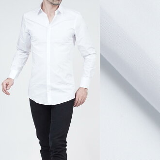 Dolce & Gabbana DOLCE&GABBANA regular colored shirt shirt GOLD gold white white system g5dy4t fueaj w0800 men
