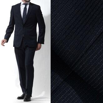 Boss Hugo Boss BOSS HUGOBOSS two button suit BLACK HUGE5 GENIUS3 NAVY blue system huge5 genius3 50332561 402 men