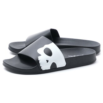 haidorogen HYDROGEN涼鞋無扣便鞋SLIPPERS BLACK黑色派203960 007人