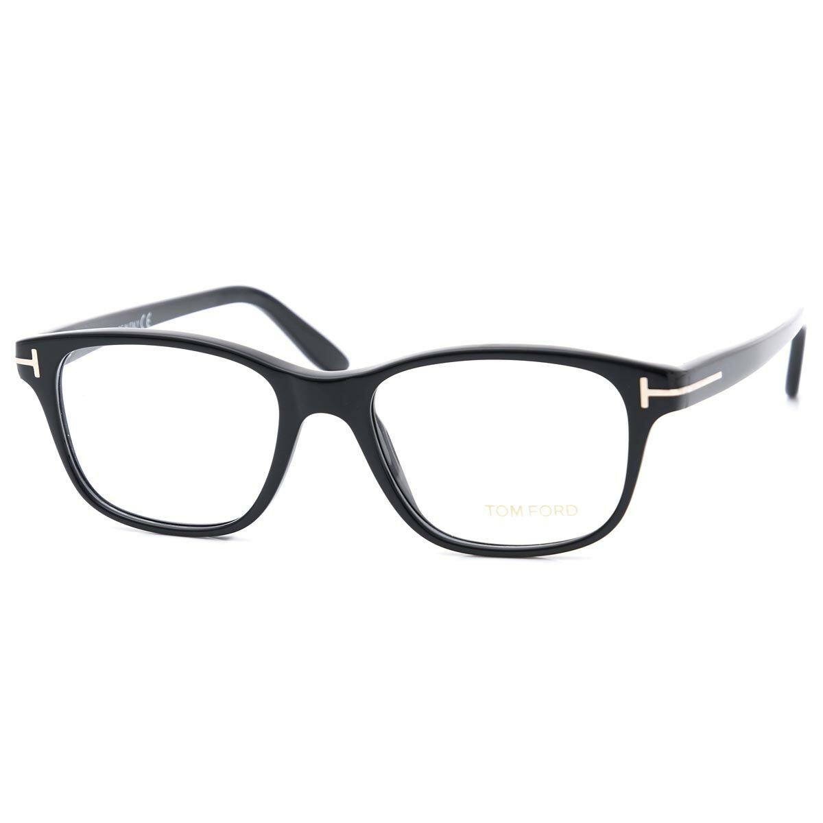 トムフォード TOM FORD メガネ ブラック メンズ アイウェア おしゃれ デザイン TF 眼鏡 フレーム ft5196 001 ウェイファーラー【ラッピング無料】【返品送料無料】【170828】【あす楽対応_関東】
