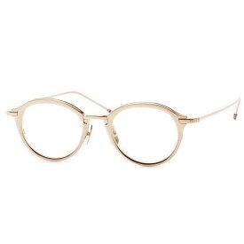 トムブラウン THOM BROWNE. 眼鏡 メガネ めがね ゴールド メンズ デザイン モード おしゃれ ギフト プレゼント tb 110 c gld 48 ボストン【返品送料無料】【ラッピング無料】【190704】