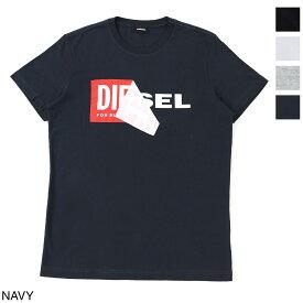 ディーゼル DIESEL クルーネック Tシャツ メンズ カットソー トップス インナー 大きいサイズあり t diego qa 00s02x 0091b 900 T-DIEGO ディエゴ【あす楽対応_関東】【返品送料無料】【ラッピング無料】