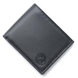 ハンティングワールド HUNTING WORLD 二つ折り 財布 ブラック メンズ ウォレット ギフト プレゼント 320 13a BATTUE ORIGIN【返品送料無料】【ラッピング無料】【190326】【あす楽対応_関東】