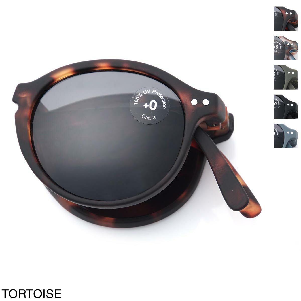 イジピジ IZIPIZI (See Concept) サングラス メンズ レディース おしゃれ デザイン 陽射し UV対策 seesun f tortoise SEESUN シーサン #F +0 CAT.3 クラウンパント【あす楽対応_関東】【180714】