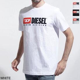 ディーゼル DIESEL クルーネック Tシャツ メンズ カットソー カジュアル インナー ロゴ t just division 00sh0i 0catj 100 T-JUST DIVISION【あす楽対応_関東】【返品送料無料】【ラッピング無料】
