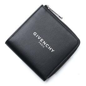 ジバンシー GIVENCHY 2つ折り 財布 ブラック メンズ ギフト プレゼント bk602ck0ac 001【返品送料無料】【ラッピング無料】【191009】