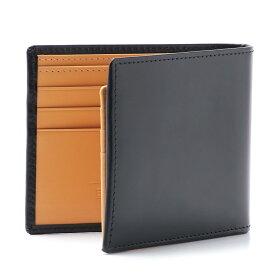 エッティンガー ETTINGER 2つ折り 財布 ブラック メンズ ウォレット ギフト プレゼント bh989ajr【ラッピング無料】【返品送料無料】【190109】【あす楽対応_関東】