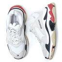 バレンシアガ BALENCIAGA スニーカー ホワイト メンズ シューズ 靴 カジュアル 大きいサイズあり 533882 w09e1 9000 T…