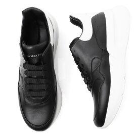 アレキサンダーマックイーン ALEXANDER McQUEEN スニーカー ブラック メンズ シューズ 靴 カジュアル モード 575425 whru3 1070 OVERSIZED RUNNER【返品送料無料】【ラッピング無料】【190703】