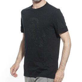 NeIL BarreTT クルーネック Tシャツ ブラック メンズ デザイン カットソー カジュアル pbjt564s m512s 01 REGULAR LENGTH LOOSE FIT 【返品送料無料】【ラッピング無料】【190705】