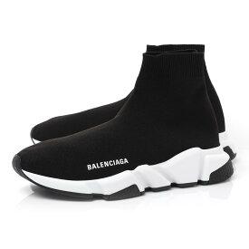 バレンシアガ BALENCIAGA スニーカー ブラック メンズ シューズ 靴 カジュアル 大きいサイズあり 530349 w05g9 1000 SPEED TRAINER スピードトレーナー【あす楽対応_関東】【返品送料無料】【ラッピング無料】【190919】