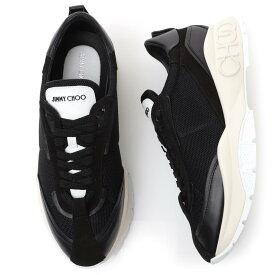ジミーチュウ JIMMY CHOO スニーカー ブラック メンズ シューズ 靴 カジュアル 大きいサイズあり raine m ahs black RAINE M【あす楽対応_関東】【返品送料無料】【ラッピング無料】