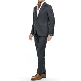 ラルディーニ LARDINI 3つボタン スーツ グレー メンズ セットアップ フォーマル 仕事 ビジネス il854ae rp53488 2 SPEC SUIT【あす楽対応_関東】【返品送料無料】