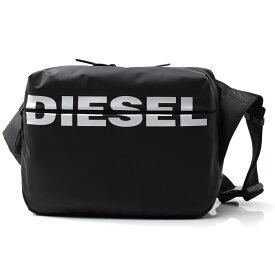 ディーゼル DIESEL ボディバッグ ベルトバッグ ウエストポーチ ブラック メンズ バッグ モード トレンド x05476 p1705 t8013 F-BOLD CROSS【あす楽対応_関東】【返品送料無料】【ラッピング無料】