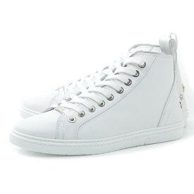 ジミーチュウ JIMMY CHOO スニーカー ホワイト メンズ シューズ 靴 カジュアル 大きいサイズあり colt sly white COLT SLY【あす楽対応_関東】【返品送料無料】【ラッピング無料】【190913】