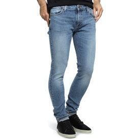 ヌーディージーンズ nudie jeans co ジーンズ ブルー メンズ デニム ジーパン カジュアル skinny lin 113174 SKINNY LIN ISOLA BLUES【あす楽対応_関東】【返品送料無料】【ラッピング無料】【191009】