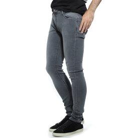 ヌーディージーンズ nudie jeans co ジーンズ グレー メンズ デニム ジーパン カジュアル skinny lin 113176 SKINNY LIN CONCRETE GREY【あす楽対応_関東】【返品送料無料】【ラッピング無料】【191009】