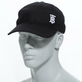 バーバリー BURBERRY ベースボールキャップ ブラック メンズ 帽子 スポーツ 野球 カジュアル 8015881 black MONOGRAM MOTIF BASEBALL CAP【返品送料無料】【ラッピング無料】