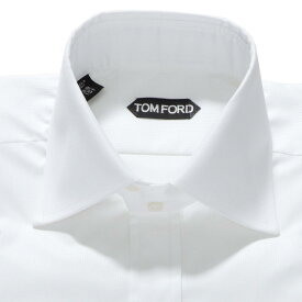 トムフォード TOM FORD ホリゾンタルカラー シャツ ホワイト メンズ フォーマル インナー 大きいサイズあり 94c1ig 4ft051 g SHIRT TOM FORD【あす楽対応_関東】【返品送料無料】【ラッピング無料】