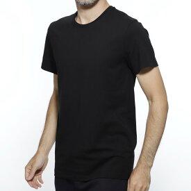 ジルサンダー JIL SANDER クルーネック Tシャツ ブラック メンズ カジュアル トップス インナー jsuo706012 mo257308 001 T-SHIRT CN SS【あす楽対応_関東】【返品送料無料】【ラッピング無料】【191016】