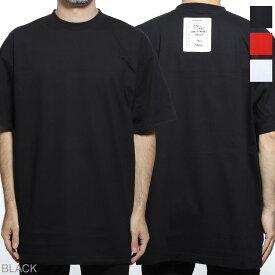 【アウトレット】ヴェトモン VETEMENTS クルーネック 半袖Tシャツ メンズ uah20tr636 black ATELIER PATCH T-SHIRT【あす楽対応_関東】【返品送料無料】【ラッピング無料】