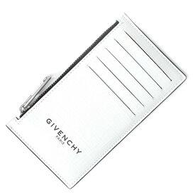 ジバンシー GIVENCHY カードケース ホワイト メンズ ギフト プレゼント bk6001k0n2 100【あす楽対応_関東】【返品送料無料】【ラッピング無料】
