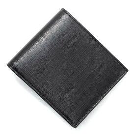 ジバンシー GIVENCHY 2つ折り財布 ブラック メンズ ギフト プレゼント bk6005k0pg 001【あす楽対応_関東】【返品送料無料】【ラッピング無料】